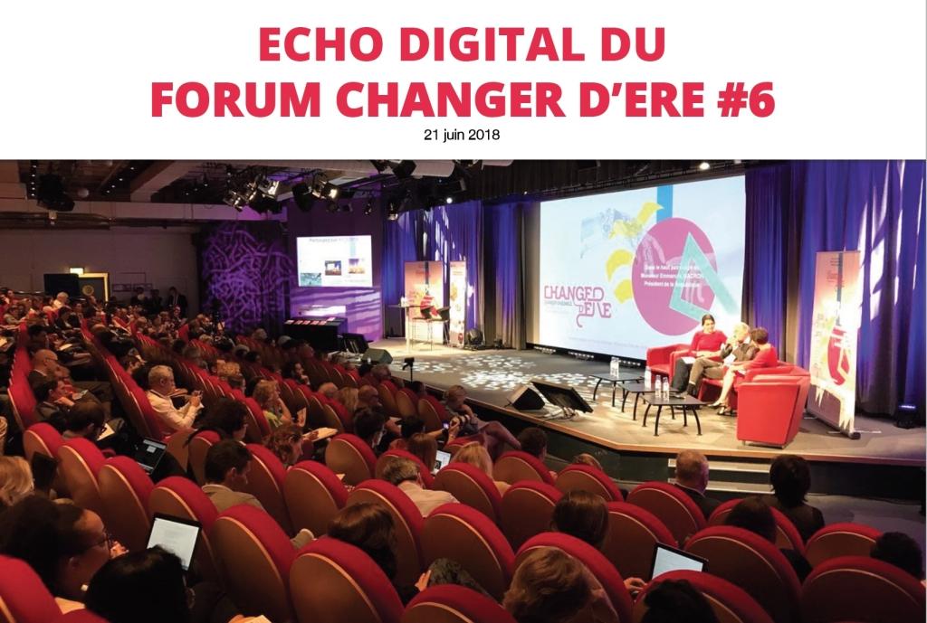 Echo digital